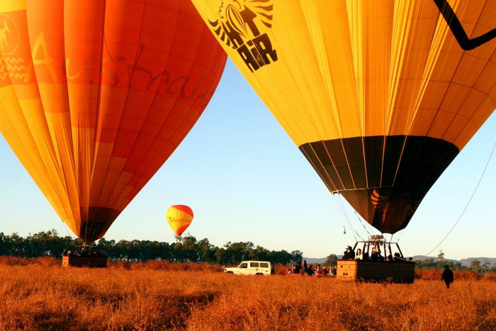 Hot Air Balloon Scenic Rim - Accommodation Bookings