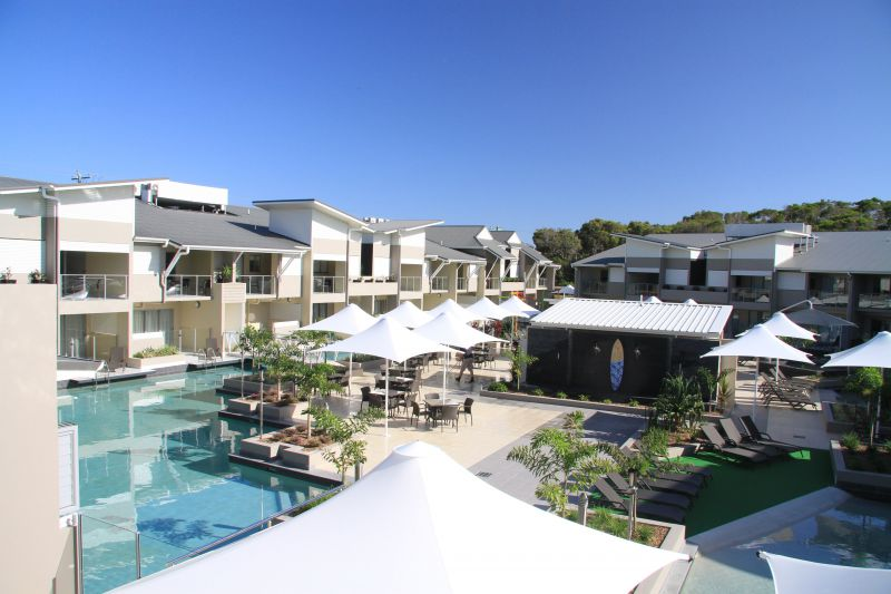 Lagoons 1770 Resort and Spa - Accommodation Bookings