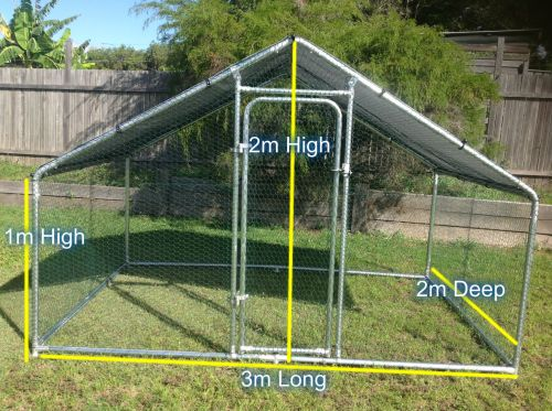 Maryriver Cages For Chickens Dogs Poultry - Accommodation Bookings