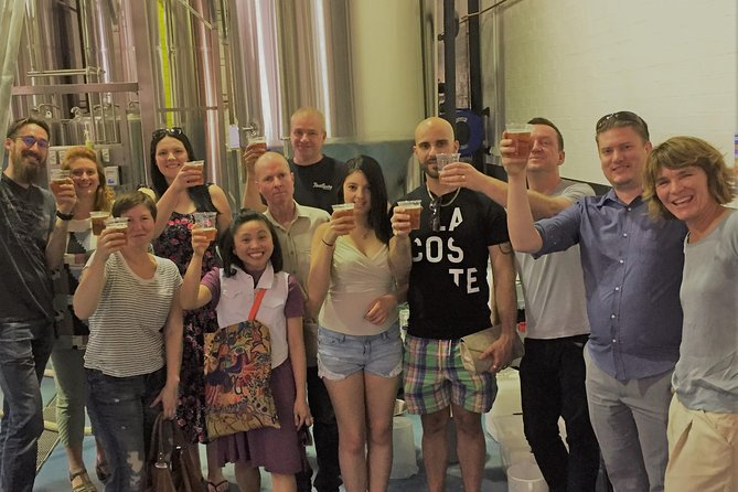 CanBEERa Explorer Capital Brewery Full-Day Tour - Accommodation Bookings