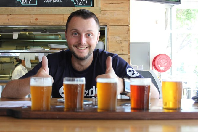 Capital 3in3 - 3 Craft Beer Hotspots in 3 Hours - Accommodation Bookings
