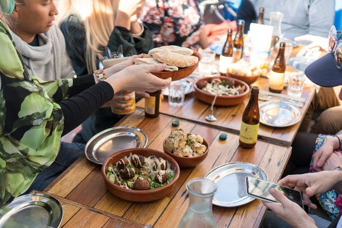 Vegan Food  Drink Walking Tour Fitzroy - Accommodation Bookings