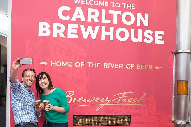 Carlton Brewhouse Brewery Tour with Beer Tasting - Accommodation Bookings