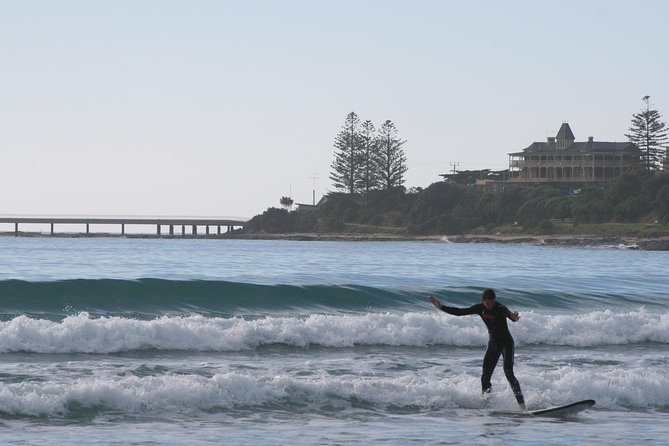 Learn to Surf at Lorne on the Great Ocean Road - Accommodation Bookings