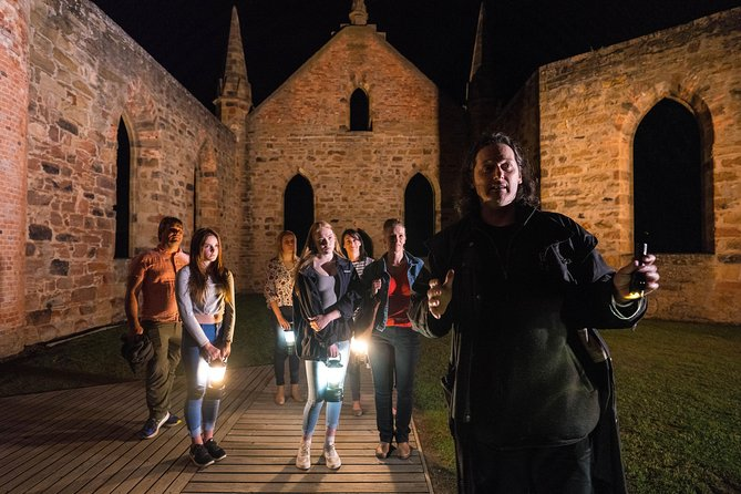 Port Arthur Ghost Tour - Accommodation Bookings