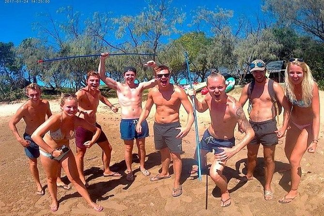 1770 CASTAWAY SURVIVOR 4 Day 3 Night Island Adventure Tour - Accommodation Bookings