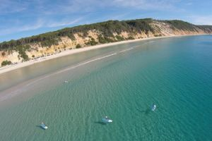 Stand Up Paddle Double Island Lesson - Accommodation Bookings
