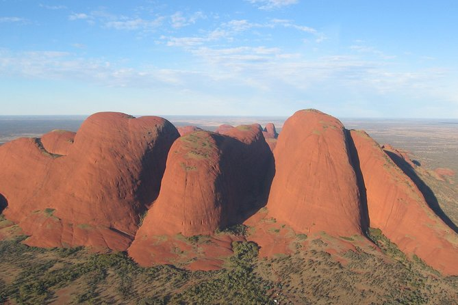 Kata Tjuta and Uluru Grand View Helicopter Flight - Accommodation Bookings
