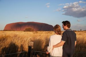 Uluru Ayers Rock Sunset with Outback Barbecue Dinner and Star Tour - Accommodation Bookings