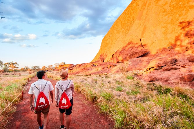 Uluru Sunrise and Guided Base Walk - Accommodation Bookings
