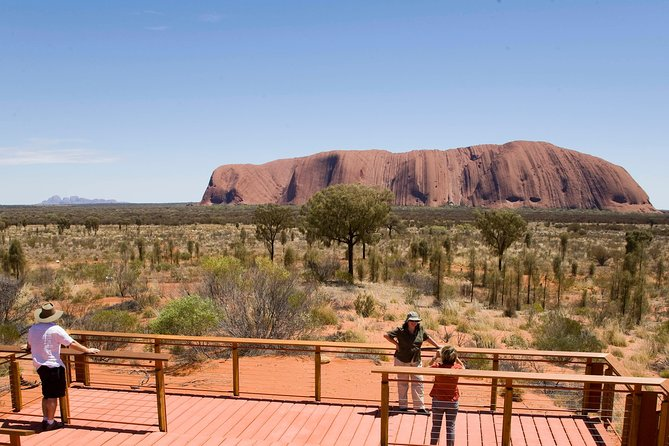 Uluru Small Group Tour including Sunset - Accommodation Bookings