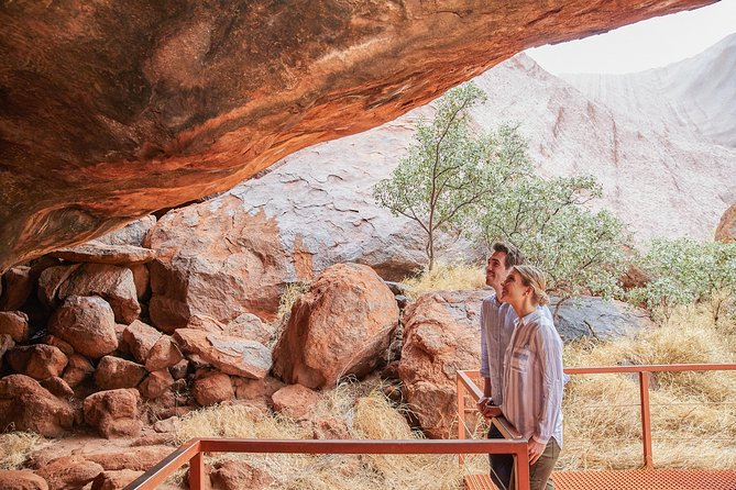 Uluru Base and Sunset Half-Day Trip with Optional Outback BBQ Dinner - Accommodation Bookings