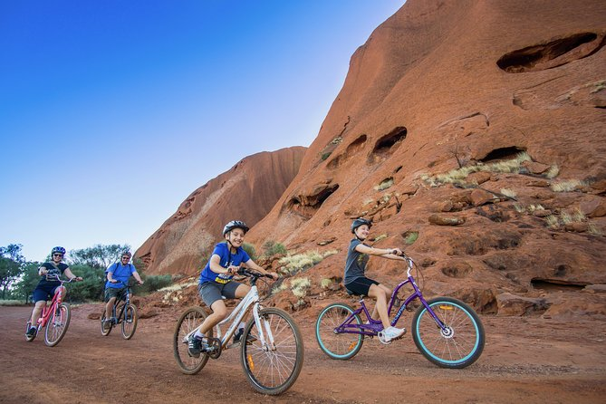 Outback Cycling Uluru Bike Ride - Accommodation Bookings