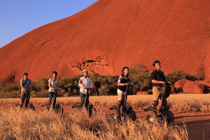 Quarter Uluru Segway  Sunset - Accommodation Bookings