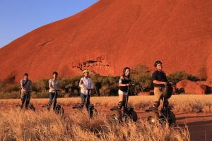 Sunset Segway Experience in Uluru from Yulara - Accommodation Bookings