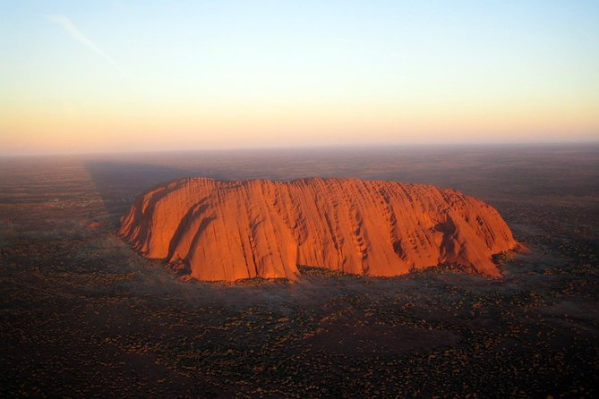 Fixed-Wing Scenic Flight from Uluru Ayers Rock - Accommodation Bookings