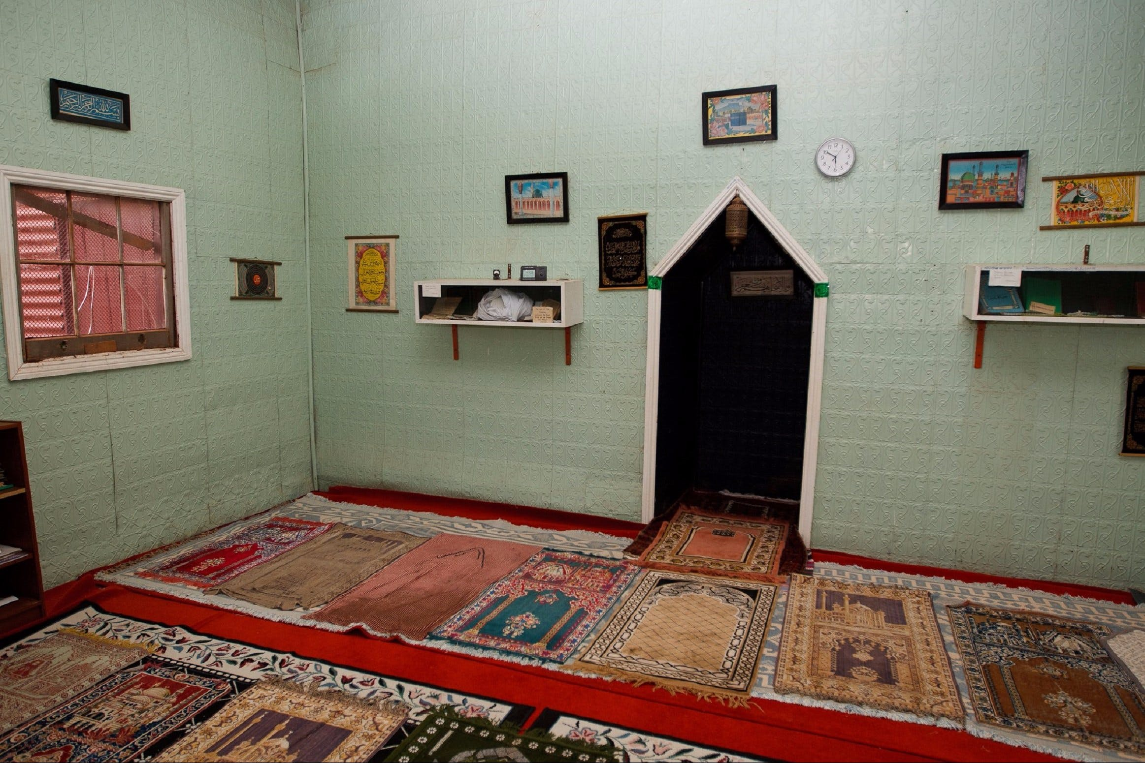Afghan Mosque - Accommodation Bookings