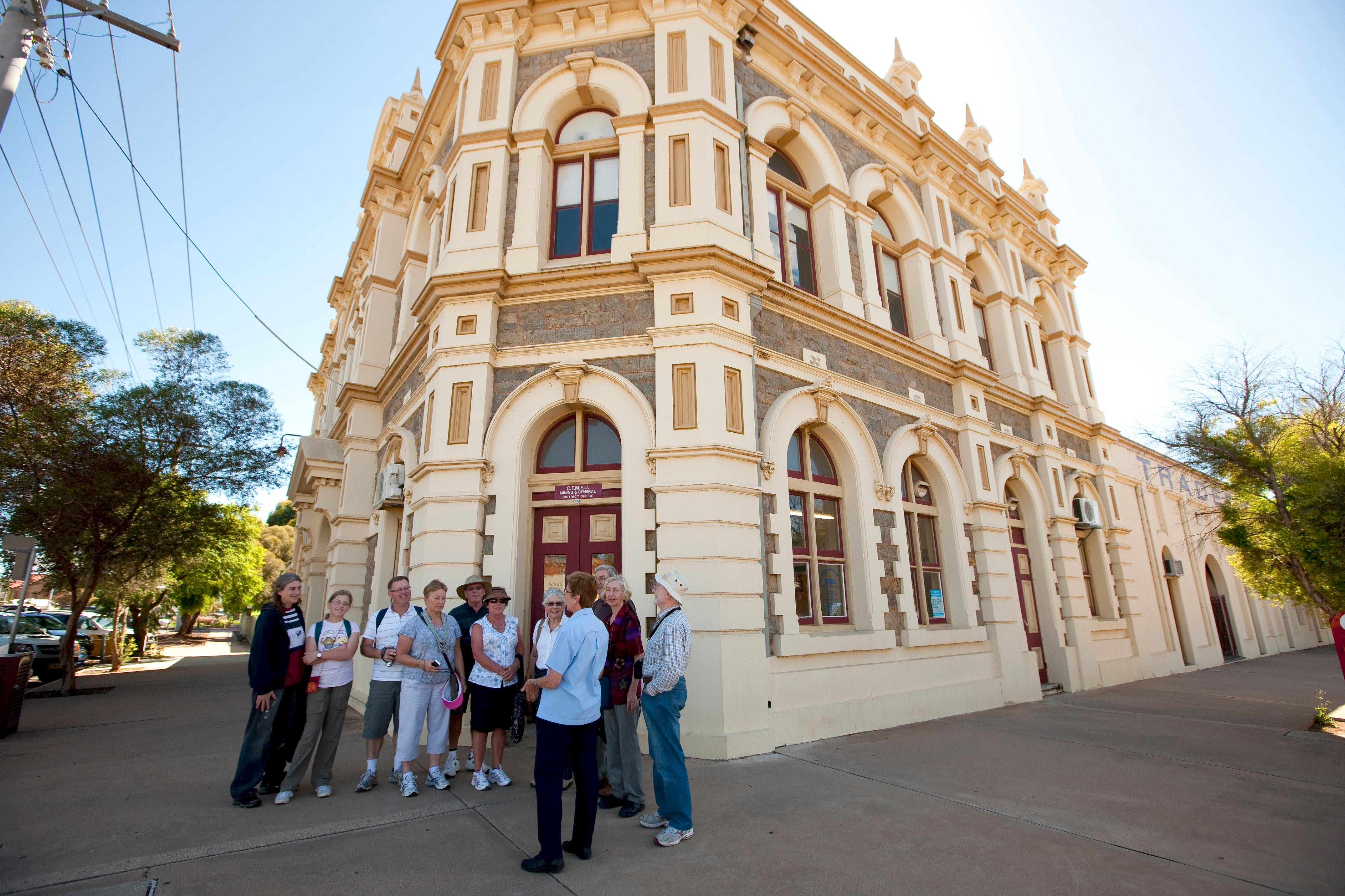 Broken Hill Heritage Walk Tour - Accommodation Bookings