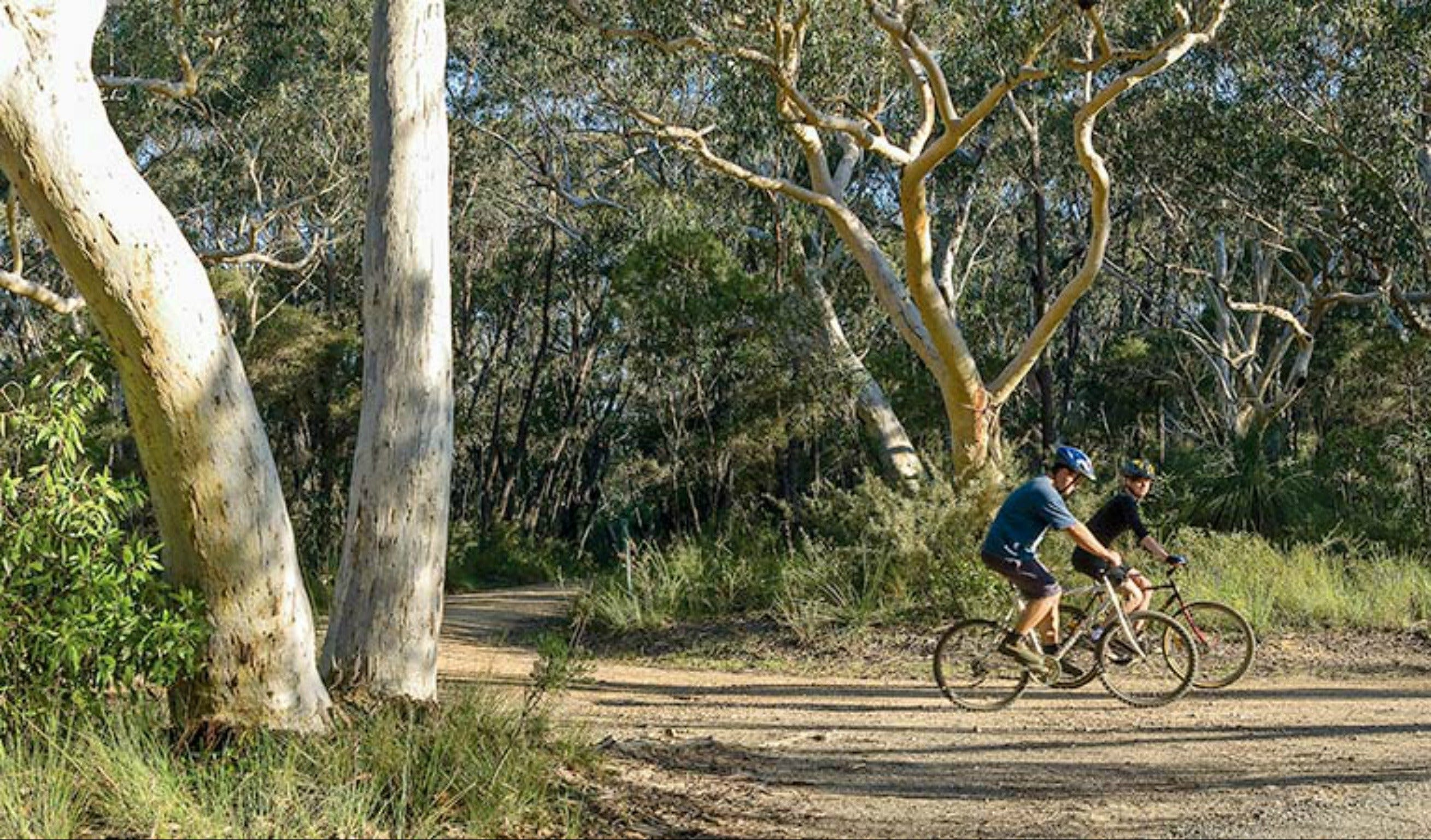 Bundanoon cycling route - Accommodation Bookings