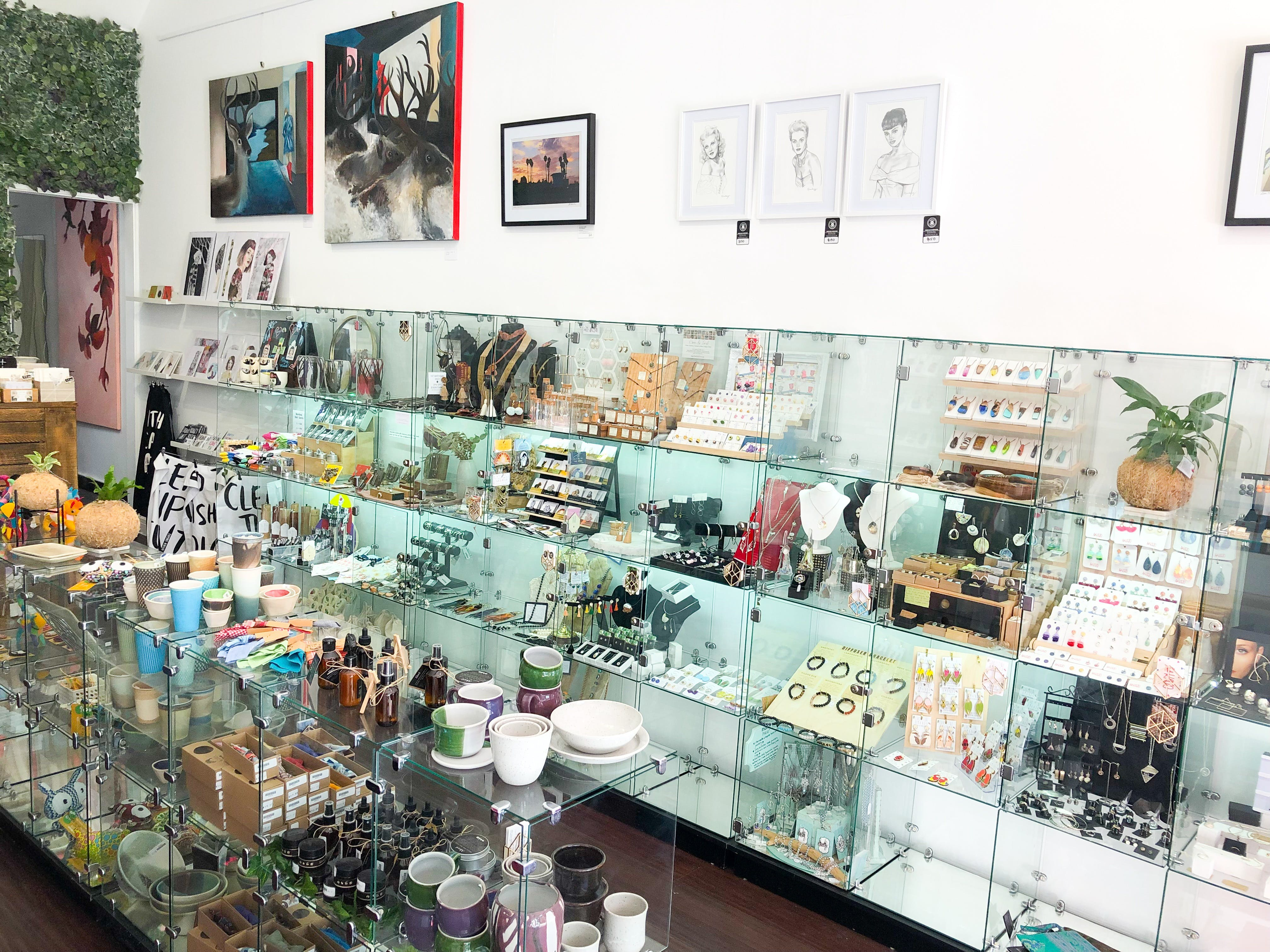in.cube8r gallery and emporium Prahran - Accommodation Bookings