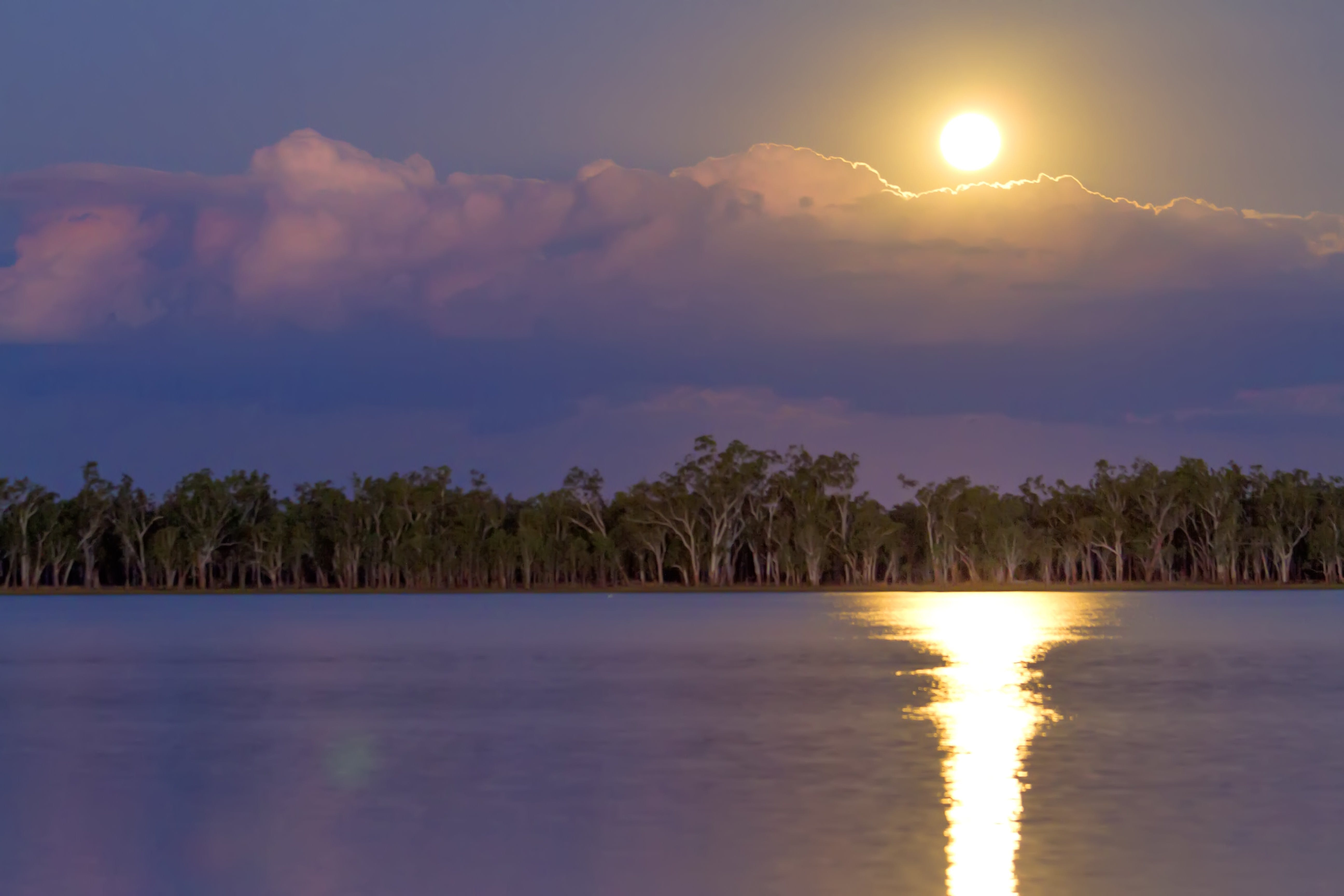 Lake Broadwater Conservation Park - Accommodation Bookings