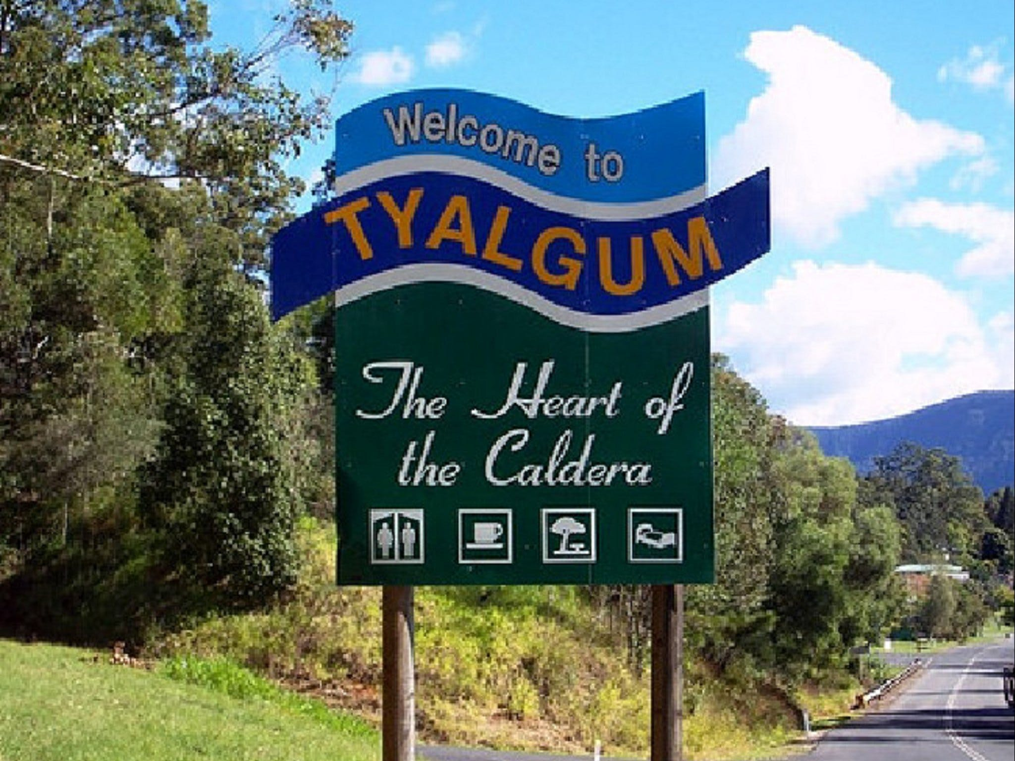 Tyalgum - Accommodation Bookings