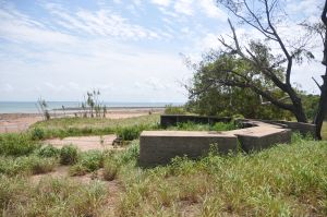 WWII Gun Emplacement Wagait Beach - Accommodation Bookings