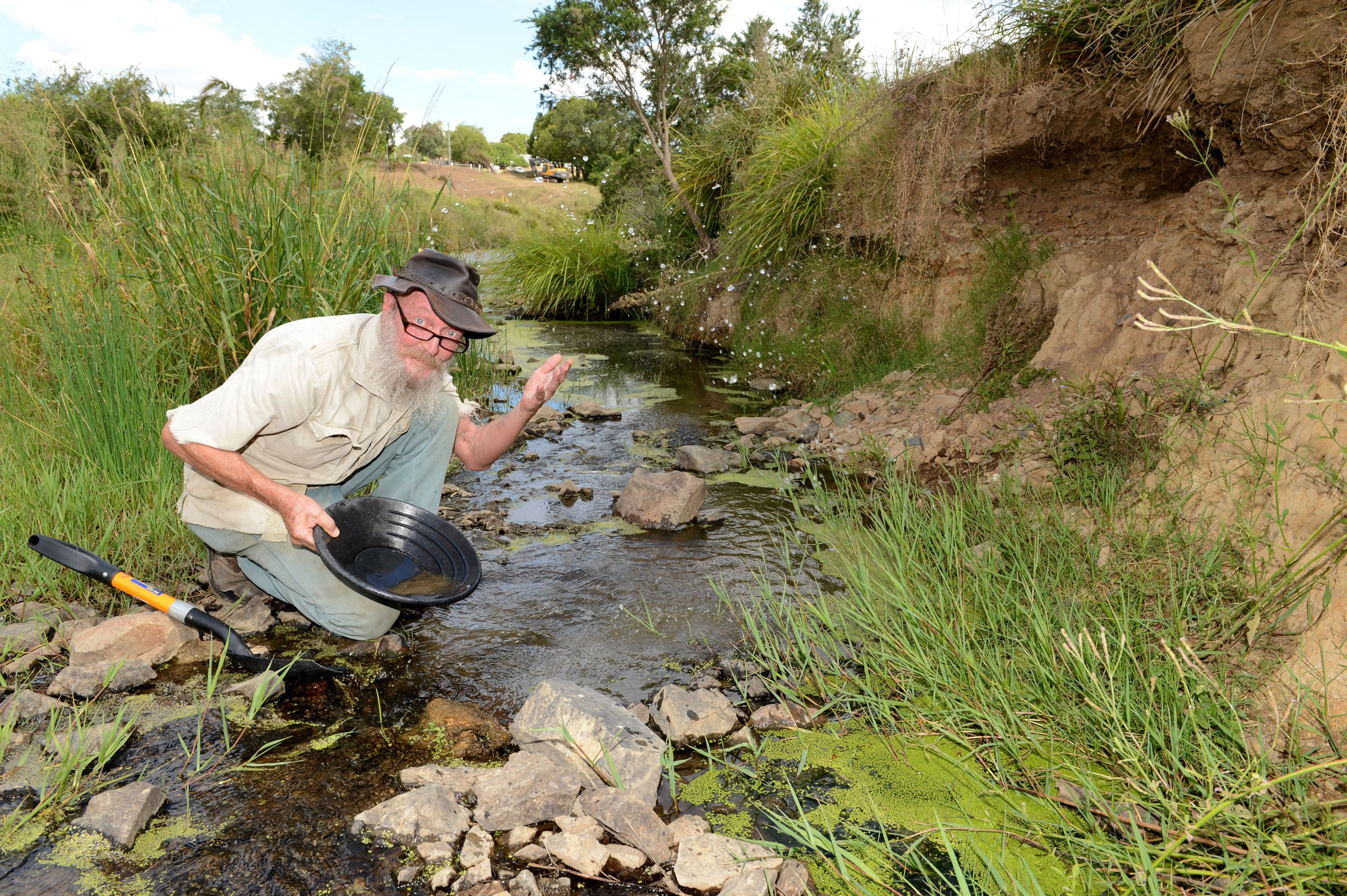 Gold Panning Deep Creek - Accommodation Bookings