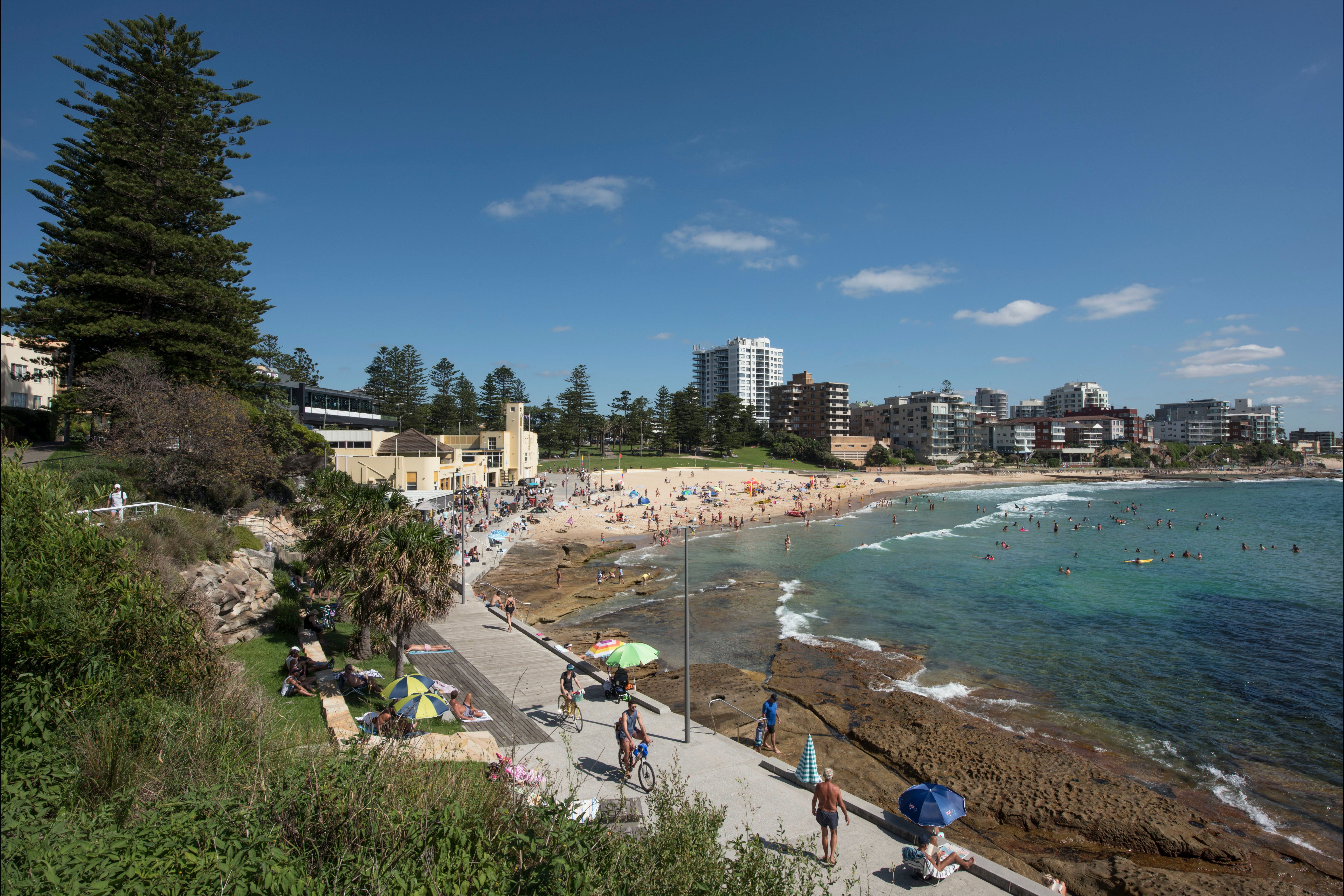 Cronulla Beach - Accommodation Bookings