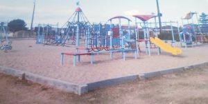 Edithburgh Playground - Accommodation Bookings