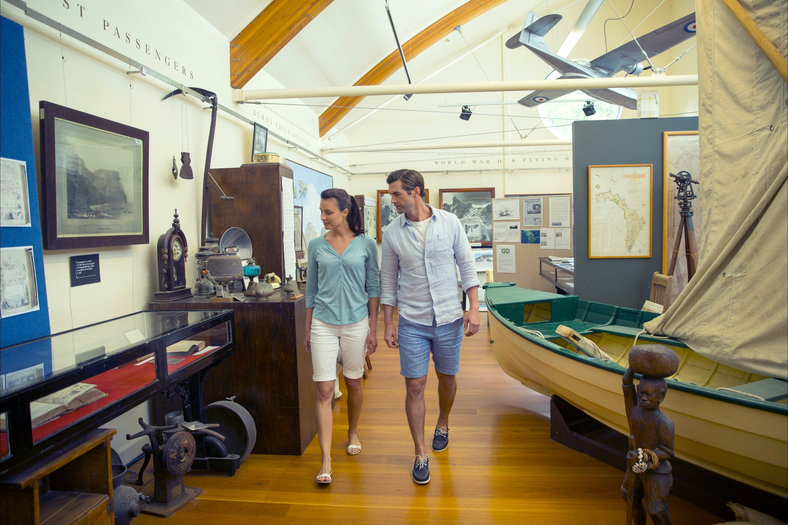 Lord Howe Island Museum and Visitor Centre - Accommodation Bookings