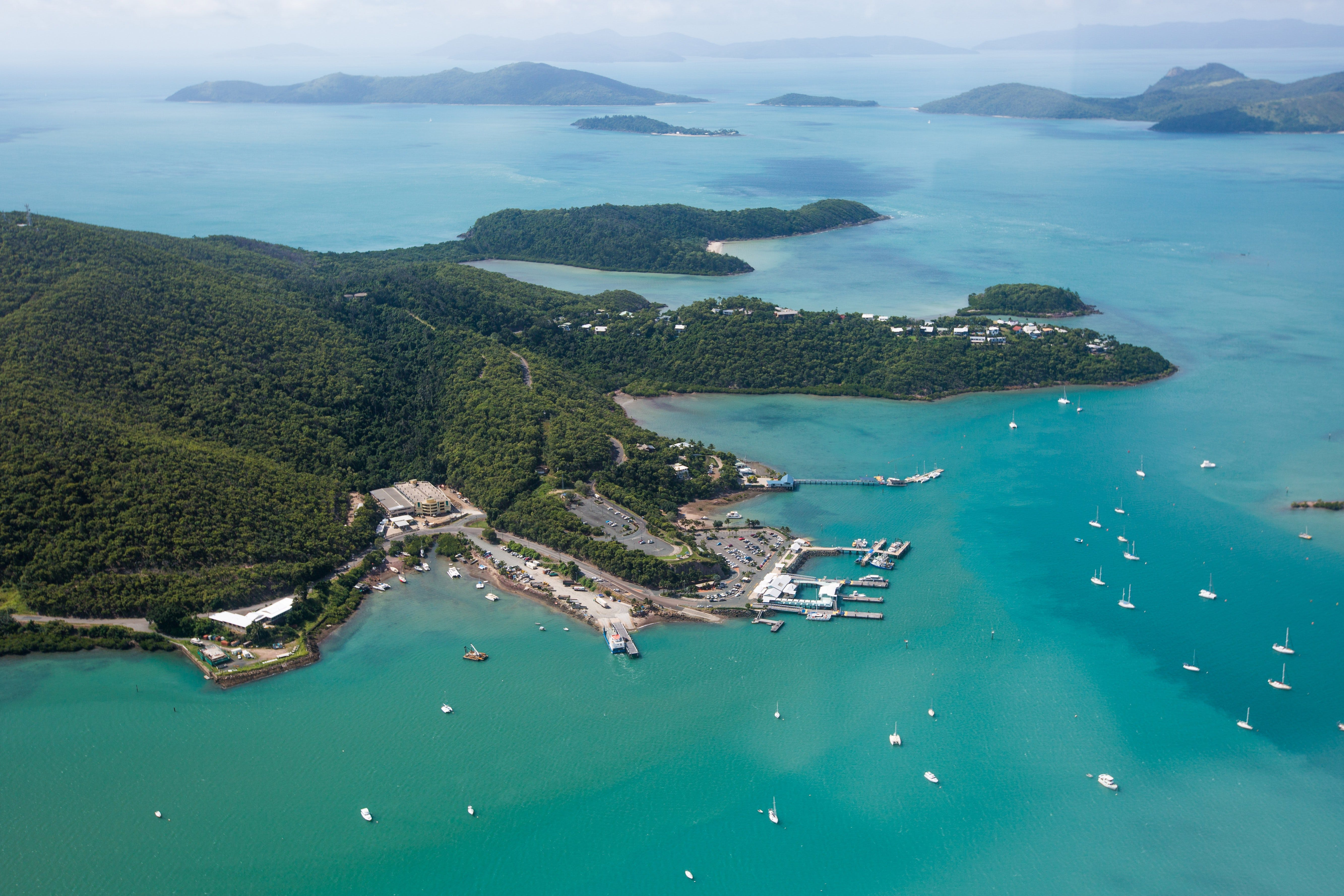 Shute Harbour - Accommodation Bookings
