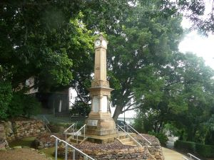 Ithaca War Memorial and Park - Accommodation Bookings