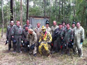 Mid North Coast Paintball - Accommodation Bookings