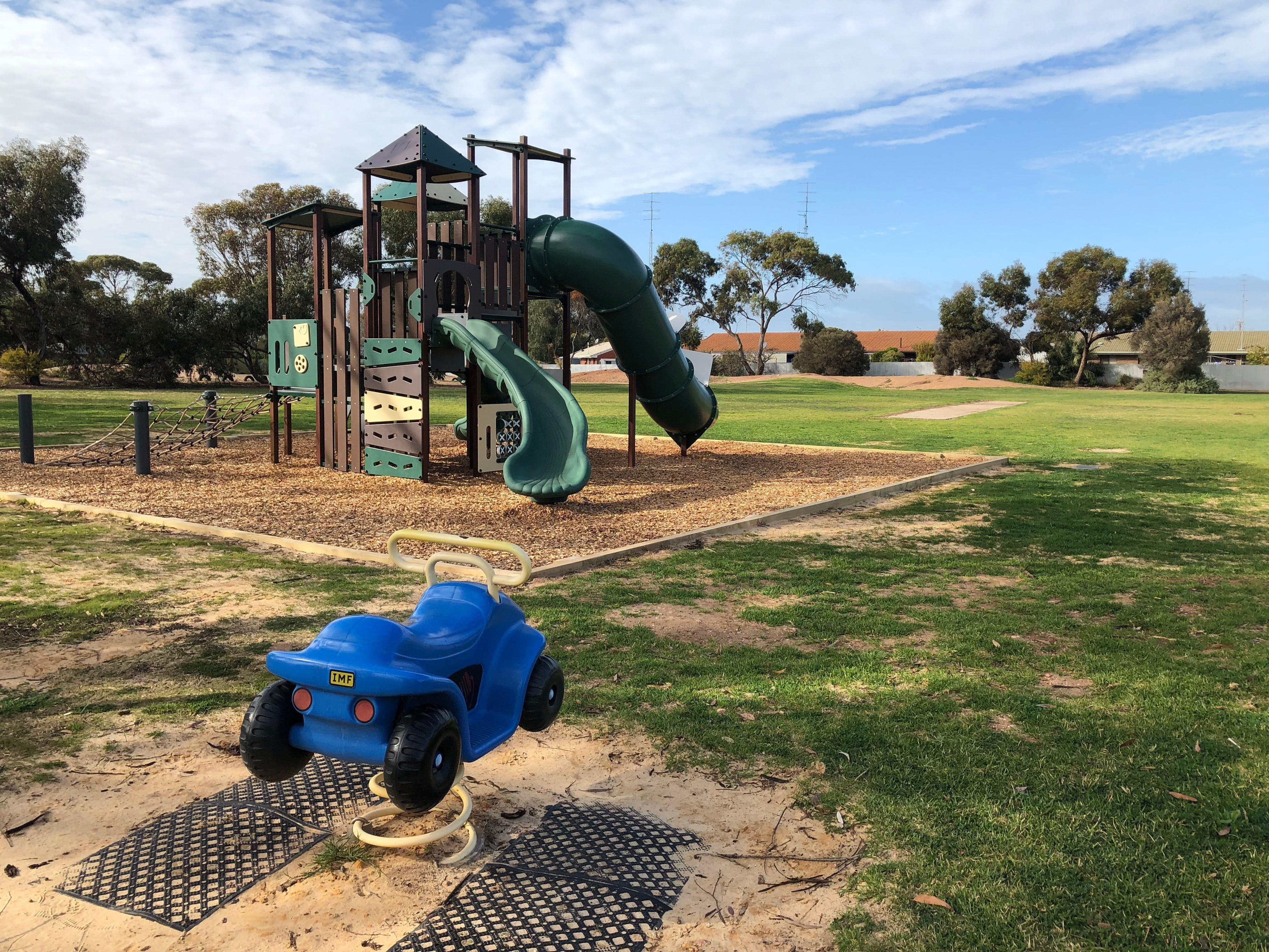 New Town Playground - Accommodation Bookings