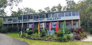 Port Stephens Community Arts Centre Gallery - Accommodation Bookings