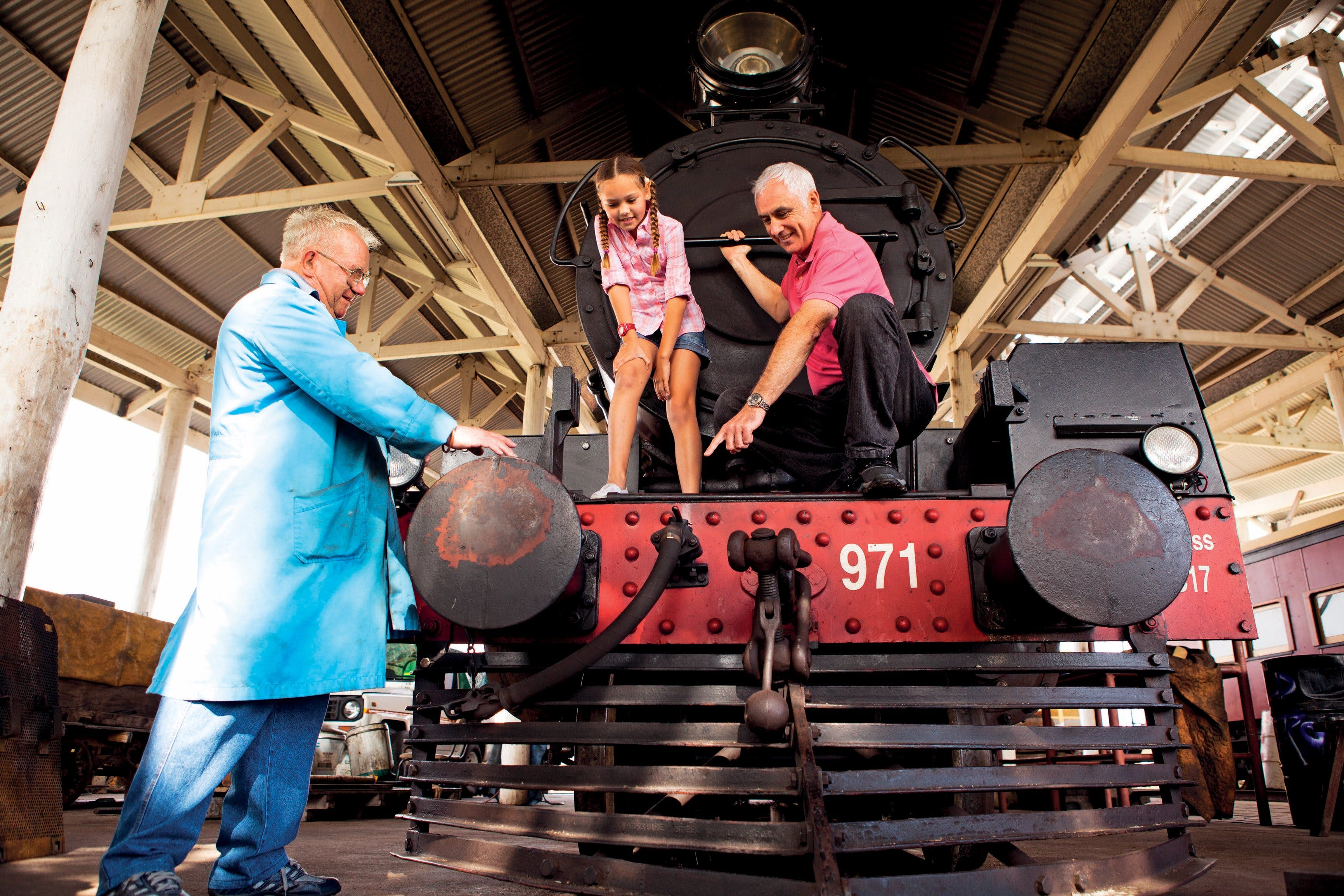 Southern Downs Steam Railway - Accommodation Bookings