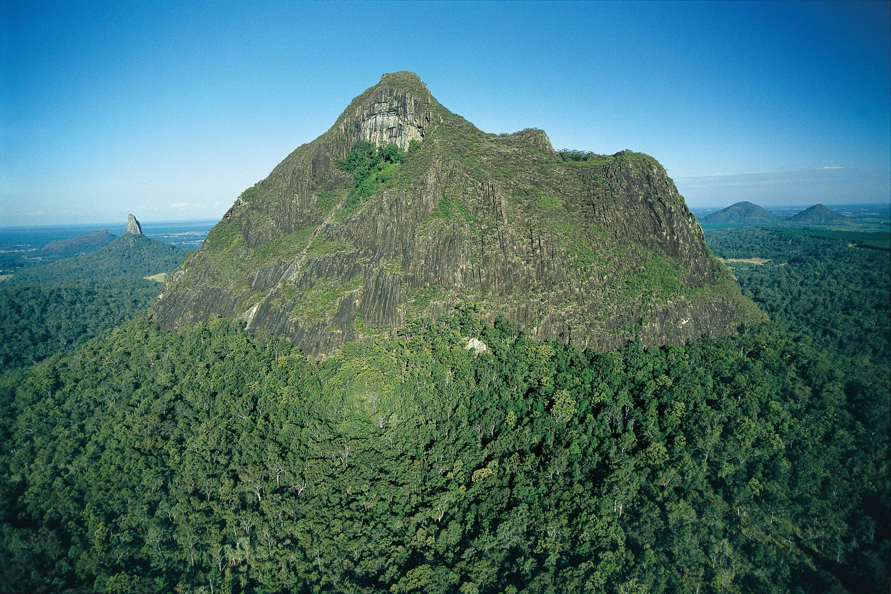 Tibrogargan circuit Glass House Mountains National Park - Accommodation Bookings