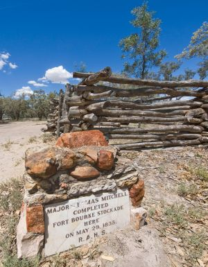 Fort Bourke Stockade - Accommodation Bookings