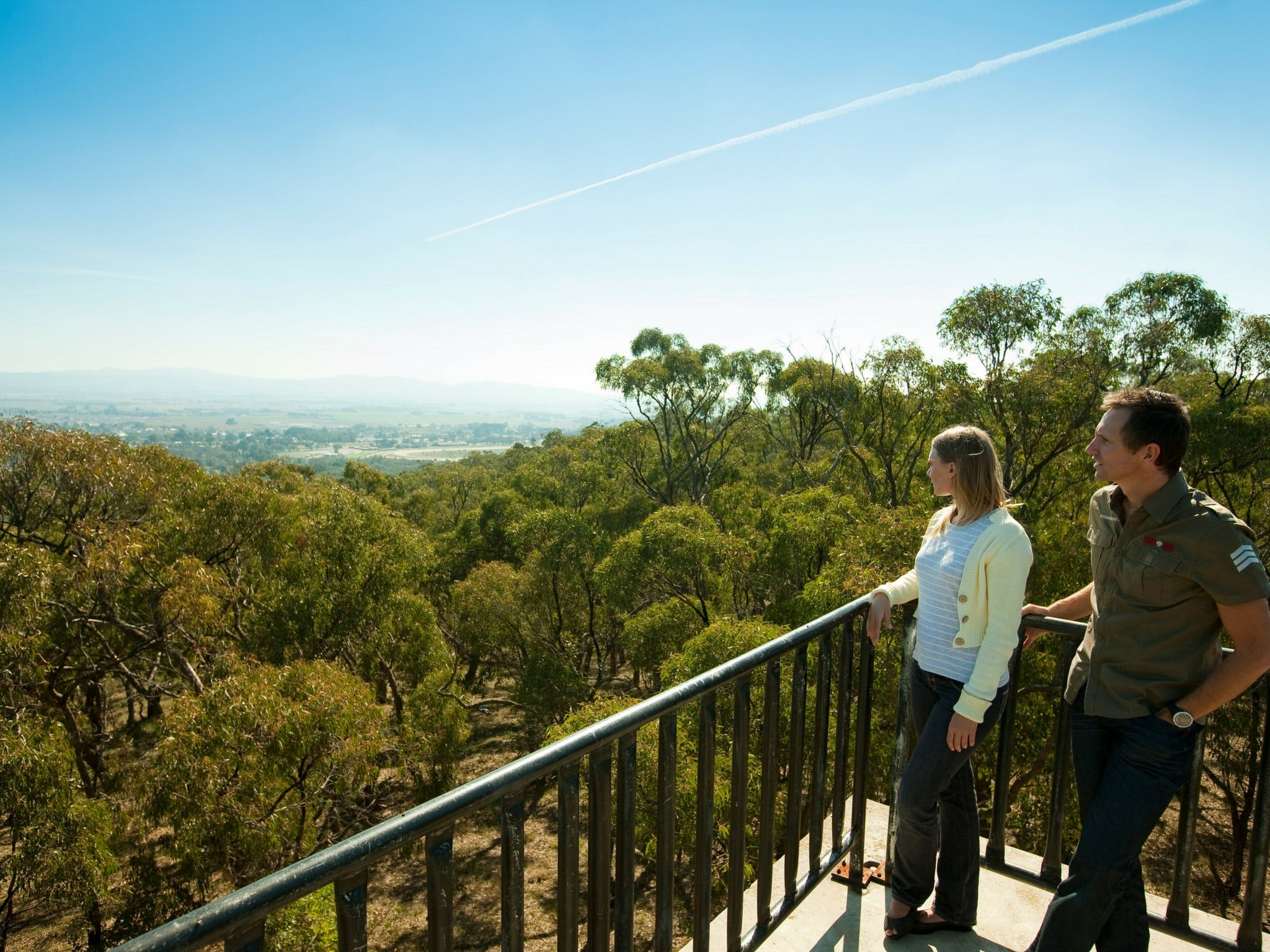 Monument Hill Reserve - Accommodation Bookings