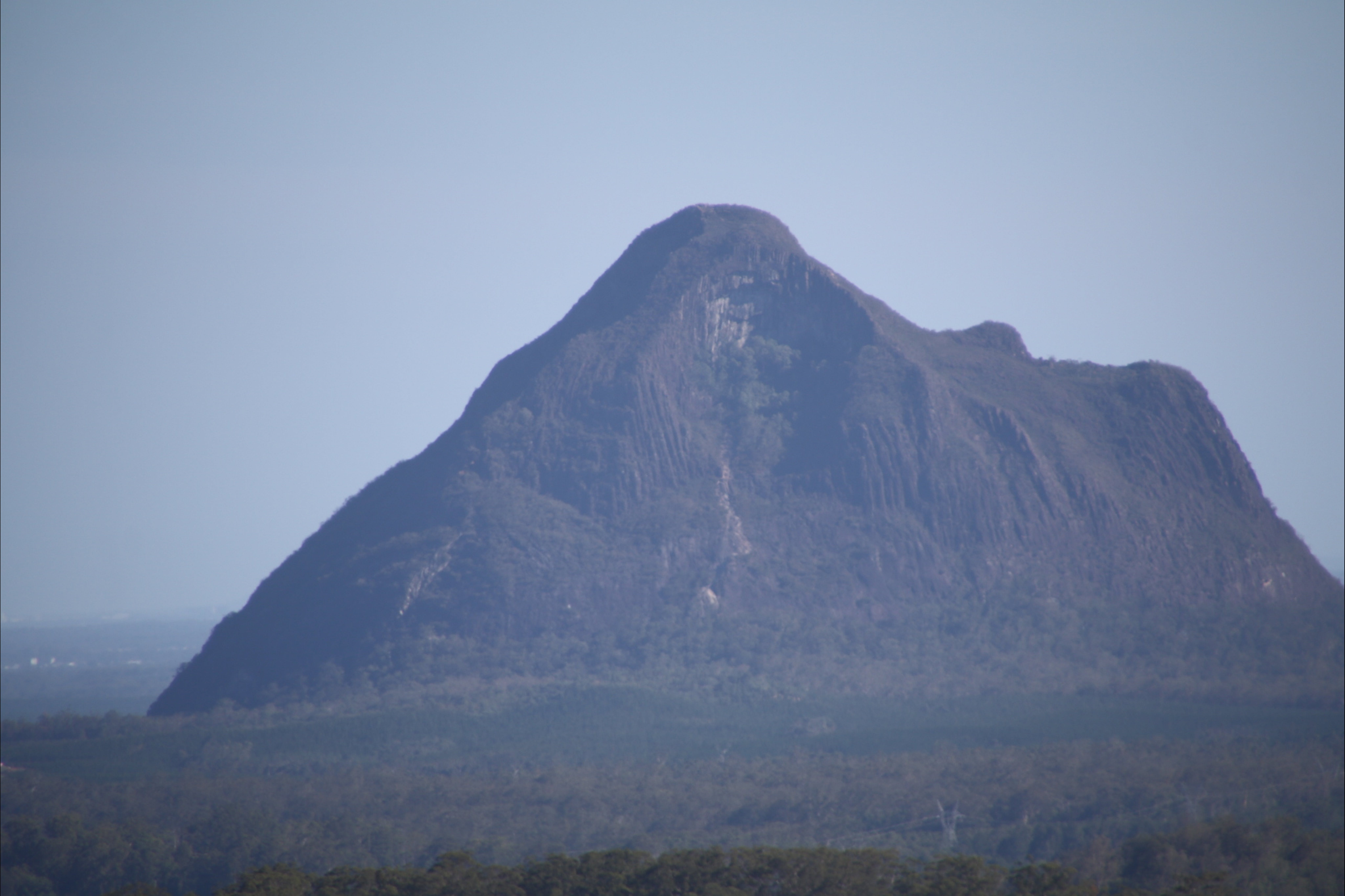 Mount Beerwah - Accommodation Bookings