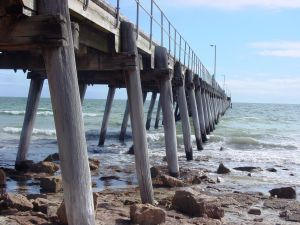 Port Hughes Jetty - Accommodation Bookings