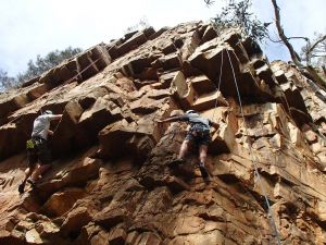 Rock Climbing in Morialta - Accommodation Bookings