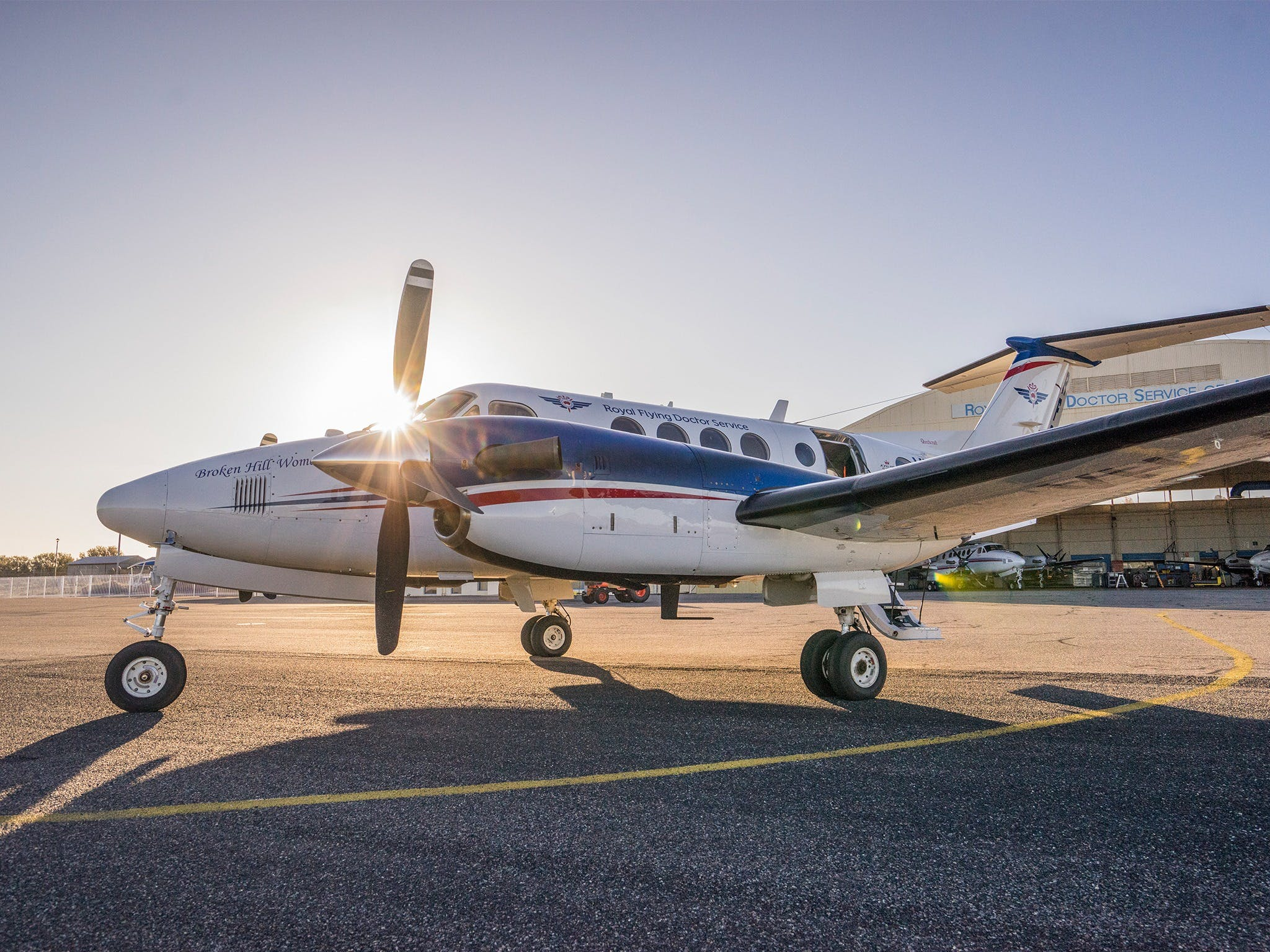 The Royal Flying Doctor Service Outback Experience in Broken Hill - Accommodation Bookings