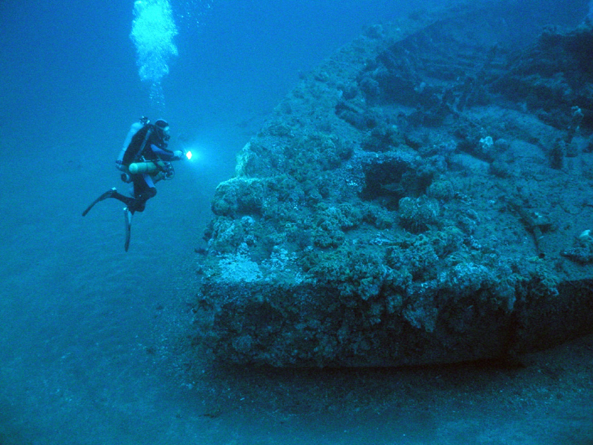 The Zanoni Wreck - Accommodation Bookings
