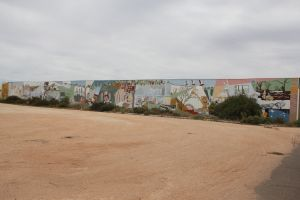 Berri Community Mural - Accommodation Bookings