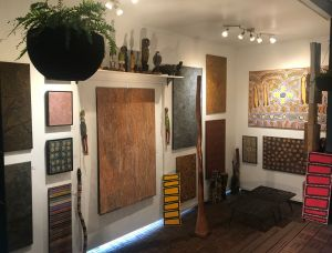 Red Sand Aboriginal Art Gallery - Accommodation Bookings