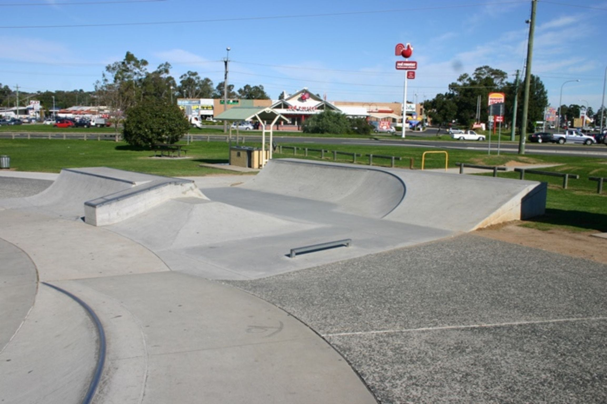 Campbelltown  Skate Park - Accommodation Bookings