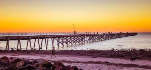 Port Hughes foreshore Port Hughes - Accommodation Bookings