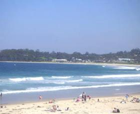 Mollymook Surf Beach - Accommodation Bookings